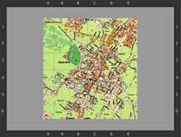 Mappa di Quarrata