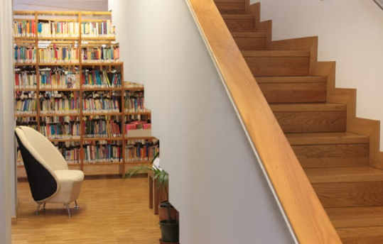 Biblioteca Giovanni Michelucci Quarrata