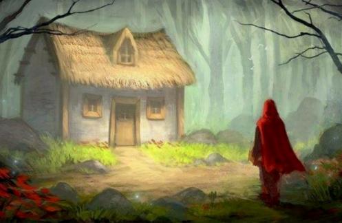 La torta di Cappuccetto Rosso - Clicca sull'immagine per scoprirla!