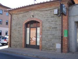 La sede dell'Ufficio Relazioni col Pubblico