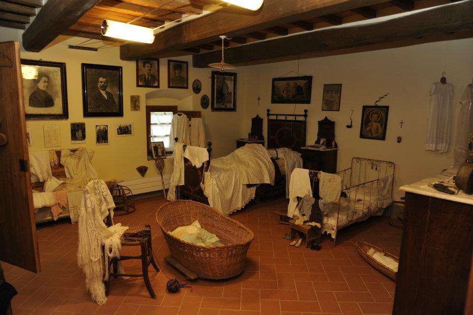Aree tematiche cultura e turismo la querciola e il for Case antiche ristrutturate interni
