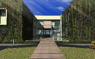 Immagine del centro polifunzionale