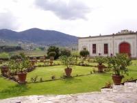 Immagine del giardino di Villa La Màgia (219.1 KB)