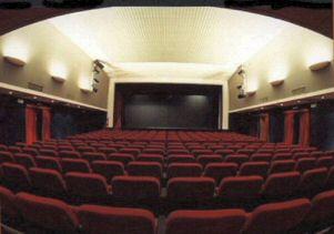 Fotografia dell'interno del Teatro