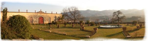 Fotografia panoramica di Villa La Màgia