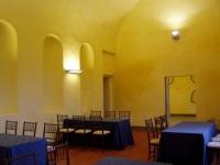 Immagine dell'interno di Villa La Màgia: le nicchie (127.76 KB)