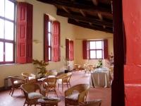 Immagine dell'interno della Limonaia di Villa La Màgia (187.48 KB)