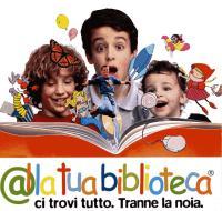 Logo di Alla tua biblioteca