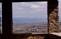 Immagine fotografica - Quarrata vista da Colle